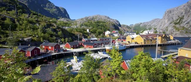 Destinos, actividades recomendables de ocio y excursiones de un día en Noruega