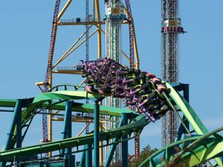 Achterbahnen in Cedar Point © Cedar Point