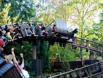 Colorado Adventure [Onride]: Phantasialand